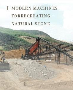 Artificial Stone Machines